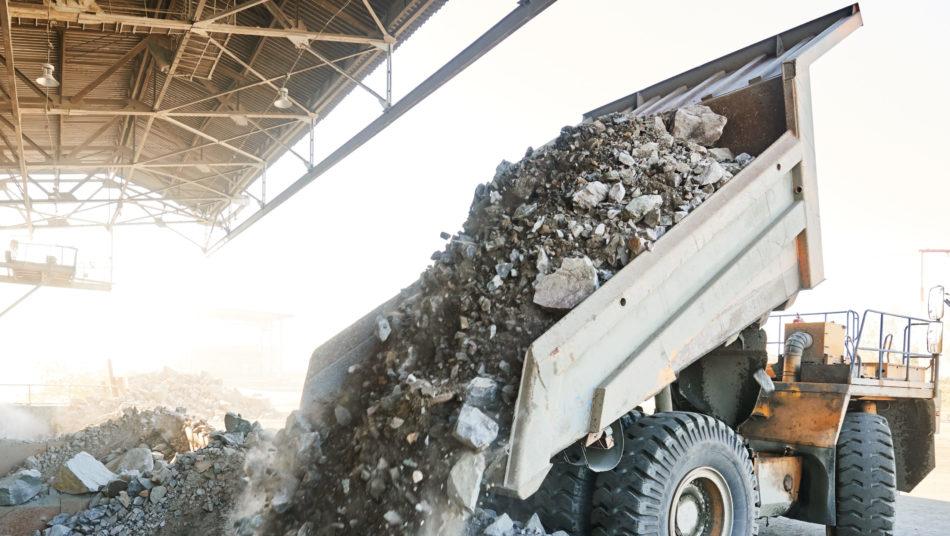 Heavy Duty Dump Truck Liner example