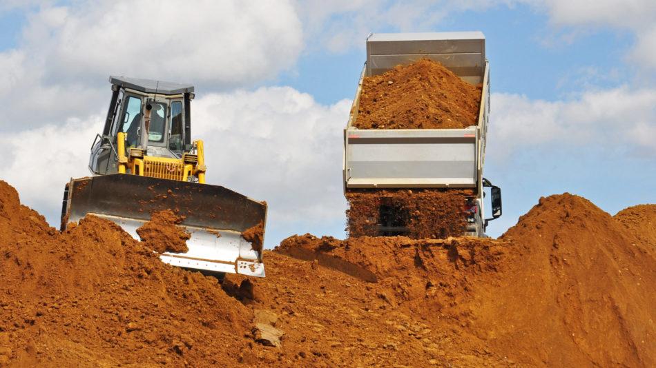 Medium Duty Dump Truck Liner example